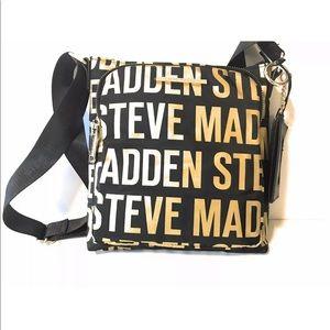 STEVE MADDEN BGALMN GLAM NYLON HAND BAG